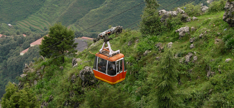 Cable-Car-in-Mussoorie